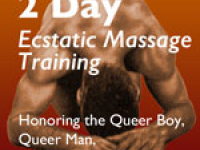 Ecstatic Massage Training: The Queer Spiritual Elder